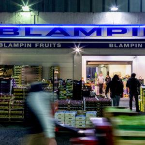Reportage photographique MIN Blampin
